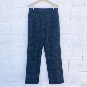 Chadwick's • Tall Plaid Wool Trousers